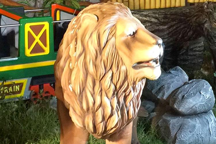 trenino leone