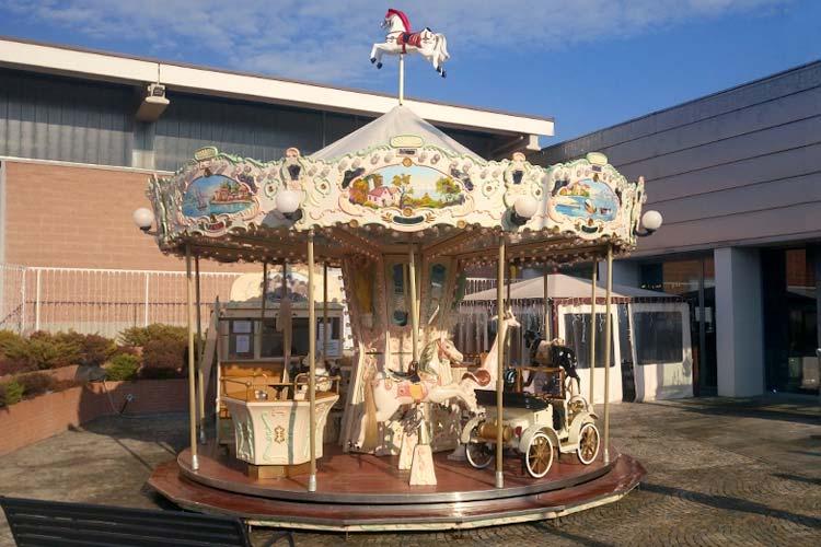 carousel giostra